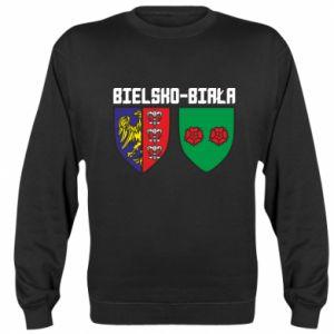 Bluza (raglan) Herb Bielska-Biała