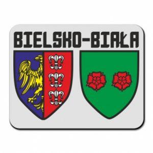 Podkładka pod mysz Herb Bielska-Biała
