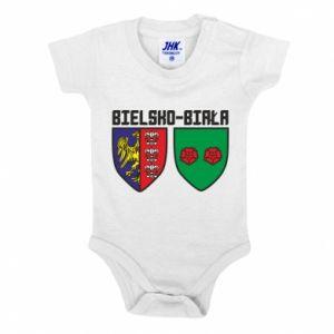 Body dziecięce Herb Bielska-Biała