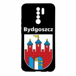 Etui na Xiaomi Redmi 9 Herb Bydgoszcz