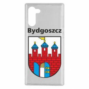 Etui na Samsung Note 10 Herb Bydgoszcz
