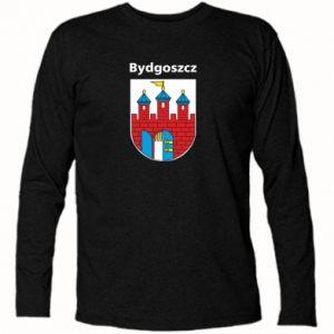 Koszulka z długim rękawem Herb Bydgoszcz
