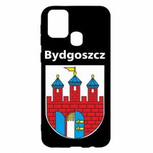 Etui na Samsung M31 Herb Bydgoszcz