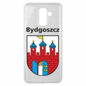 Etui na Samsung J8 2018 Herb Bydgoszcz