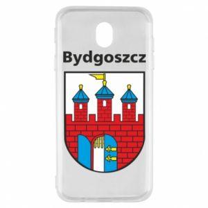 Etui na Samsung J7 2017 Herb Bydgoszcz