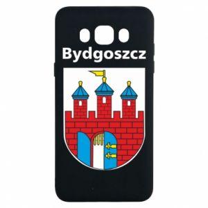 Etui na Samsung J7 2016 Herb Bydgoszcz