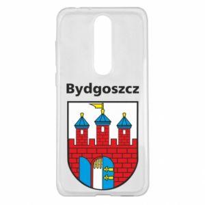 Etui na Nokia 5.1 Plus Herb Bydgoszcz