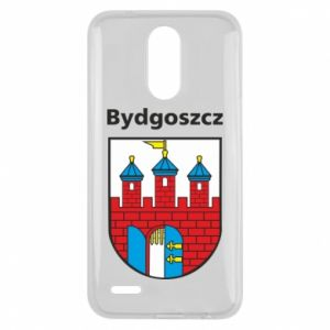 Etui na Lg K10 2017 Herb Bydgoszcz