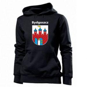 Damska bluza Herb Bydgoszcz