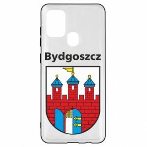 Etui na Samsung A21s Herb Bydgoszcz