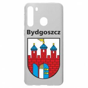 Etui na Samsung A21 Herb Bydgoszcz
