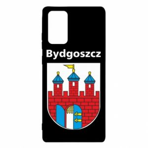 Etui na Samsung Note 20 Herb Bydgoszcz