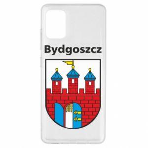 Etui na Samsung A51 Herb Bydgoszcz