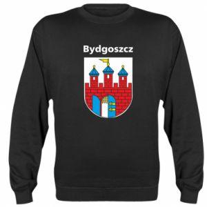 Bluza (raglan) Herb Bydgoszcz
