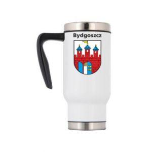 Kubek termiczny Herb Bydgoszcz