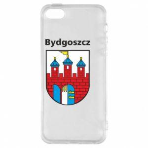 Etui na iPhone 5/5S/SE Herb Bydgoszcz