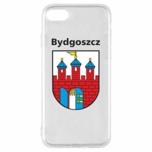 Etui na iPhone 8 Herb Bydgoszcz