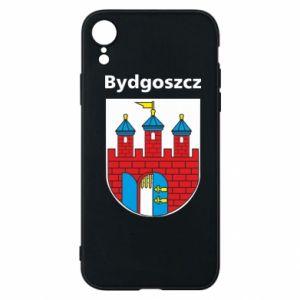 Etui na iPhone XR Herb Bydgoszcz