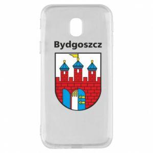 Etui na Samsung J3 2017 Herb Bydgoszcz