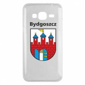 Etui na Samsung J3 2016 Herb Bydgoszcz