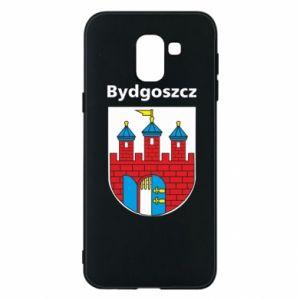 Etui na Samsung J6 Herb Bydgoszcz
