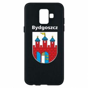 Etui na Samsung A6 2018 Herb Bydgoszcz