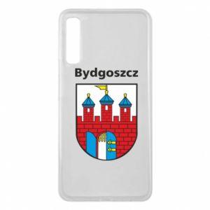 Etui na Samsung A7 2018 Herb Bydgoszcz