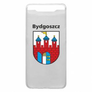 Etui na Samsung A80 Herb Bydgoszcz