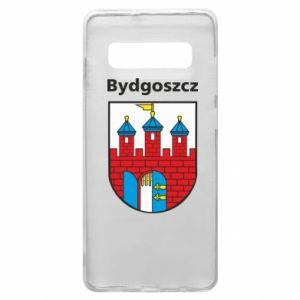 Etui na Samsung S10+ Herb Bydgoszcz