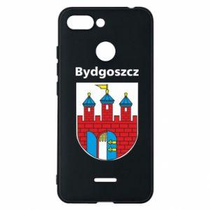 Etui na Xiaomi Redmi 6 Herb Bydgoszcz