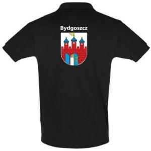 Koszulka Polo Herb Bydgoszcz