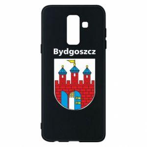 Etui na Samsung A6+ 2018 Herb Bydgoszcz