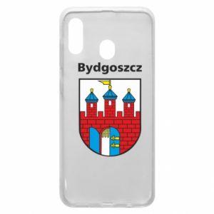 Etui na Samsung A20 Herb Bydgoszcz