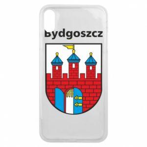 Etui na iPhone Xs Max Herb Bydgoszcz