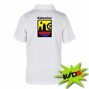 Children's Polo shirts Emblem Katowice
