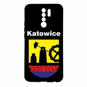 Xiaomi Redmi 9 Case Emblem Katowice