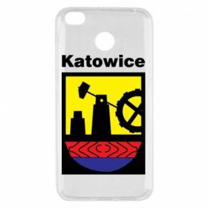Xiaomi Redmi 4X Case Emblem Katowice