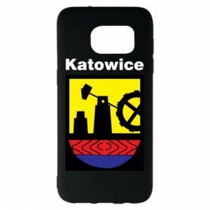 Samsung S7 EDGE Case Emblem Katowice