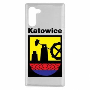 Samsung Note 10 Case Emblem Katowice