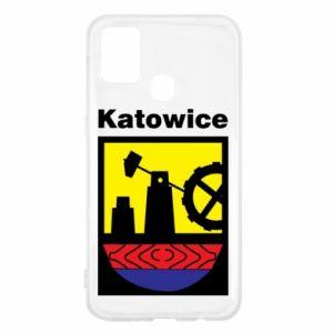 Samsung M31 Case Emblem Katowice