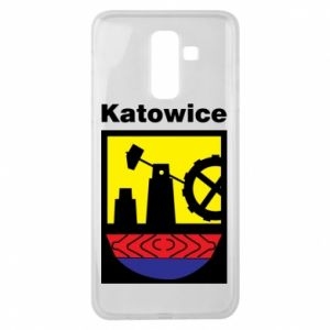 Samsung J8 2018 Case Emblem Katowice