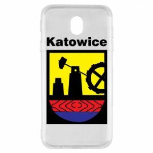 Samsung J7 2017 Case Emblem Katowice