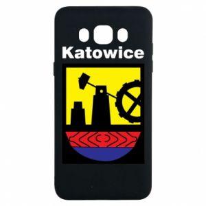 Samsung J7 2016 Case Emblem Katowice