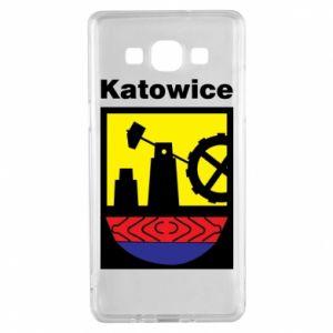 Samsung A5 2015 Case Emblem Katowice
