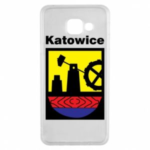 Samsung A3 2016 Case Emblem Katowice