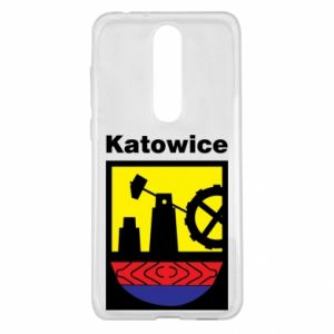 Nokia 5.1 Plus Case Emblem Katowice