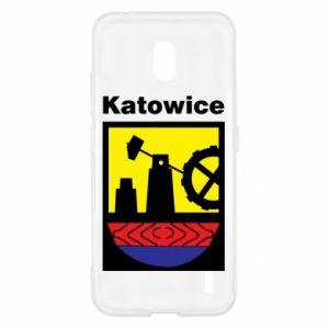 Nokia 2.2 Case Emblem Katowice