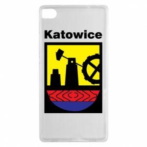 Huawei P8 Case Emblem Katowice