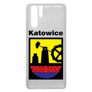 Huawei P30 Pro Case Emblem Katowice
