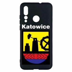 Huawei Nova 4 Case Emblem Katowice